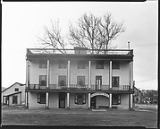 [Willow Grove Hotel with Cast-Iron Balconies, Freemansburg, Pennsylvania]