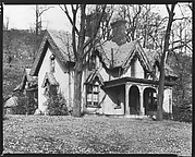 [Gothic Revival House, Easton, Pennsylvania]