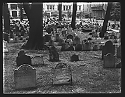 [Graveyard, Boston, Massachusetts]