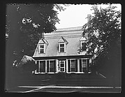 [Greek Revival House with Pedimented Dormers, Salem, Massachusetts]