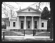[Greek Revival House, Kingston, New York]