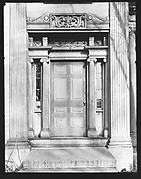 [Greek Revival Doorway, Cherry Valley, New York]