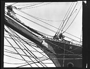[Ship&amp;#39;s Prow and Rigging, New Bedford, Massachusetts]