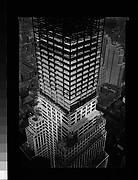 [Chrysler Building Construction, From Roof of Chanin Building (?), New York City]