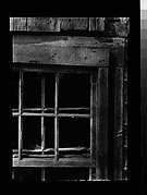 [Barn Window Detail, Truro, Massachusetts?]
