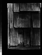 [Façade Detail of Wood Shingles, Truro, Massachusetts?]