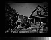[Two Gothic Revival Houses, South Boston, Massachusetts]