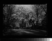 [Gothic Revival Gate]