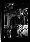 [Folk Victorian Cottage at Oak Bluffs, Martha's Vineyard, Massachusetts]