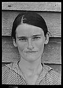 [Allie Mae Burroughs, Hale County, Alabama]
