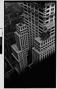 [Partial View of Chrysler Building, From Roof of Chanin Building, New York City]