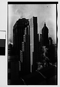 [Cityscape with Step-Back Building, New York City]