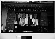 [Detail of Clothing Shopfront, Havana]