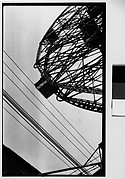 "[""Wonder Wheel"" Ride and Cables, Coney Island, New York]"