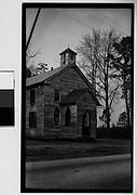 [Rural Church, Southeastern United States]