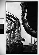[Coney Island Rides, New York]