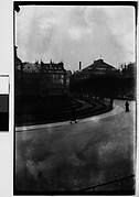[View of Luxembourg Gardens, Paris]