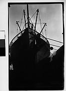 [Ship's Prow, New York City?]