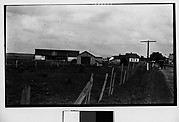 [Barns and Farmhouses, from Across Field]