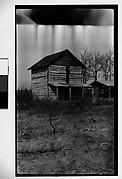 [Photographic Print of Log Cabin, Southeastern U.S.]