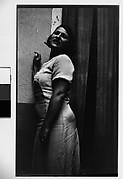 [Woman Standing in Doorway, Havana]