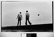 [Two Men Walking, From Behind, Cuba]
