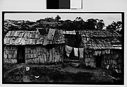 [Shanties with Clothesline, Cuba]