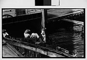 [Workers on Dock, Cuba]