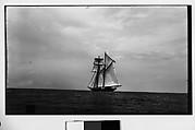 [South Seas: Ship on Water]