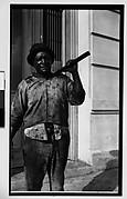 [Coal Dockworker, Havana]