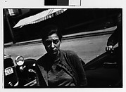 [Beatrice Jacoby in Front of Parked Car, Millerton, New York]