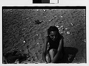 [Sunbather, Coney Island?, New York]