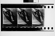 [South Seas: Three Motion Picture Film Frames of Cressida Rigging]