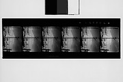 [South Seas: Six Motion Picture Film Frames of Sailing Ship in Port]