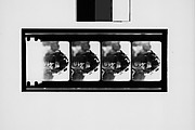 [South Seas: Four Motion Picture Film Frames of Man]