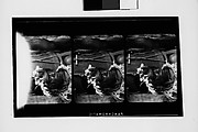 [South Seas: Three Motion Picture Film Frames of Man]