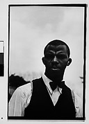 [Man Wearing Vest and Bow Tie, Georgia]