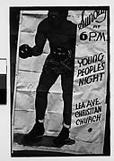 [Boxing Poster, Pennsylvania]