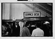 [Klein's Department Store Changing Rooms, Union Square, New York City]