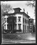 [Italianate Revival House with Two-Story Entry Porch, Macon, Georgia?]
