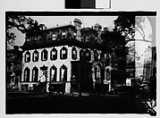 [Italianate Town House, Savannah, Georgia]