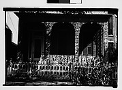 [Cast-Iron Porch Detail, Mobile, Alabama]