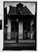 [Shuttered House in French Quarter, New Orleans, Louisiana]