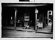 [Street Scene in French Quarter, New Orleans, Louisiana]