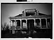 [San Francisco Plantation House, From Moving Automobile, Reserve Vicinity, Louisiana]