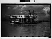 [Steamboat, New Orleans, Louisiana]