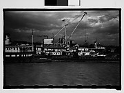 "[Standard Oil Tanker ""McDougall"", New Orleans, Louisiana]"