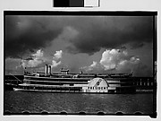 "[Steamboat ""President"" at Dock, New Orleans, Louisiana]"