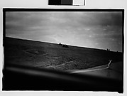 [People on Levee, From Moving Automobile, New Orleans Vicinity, Louisiana]