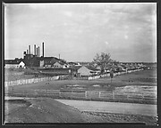 [Factory and Workers' Houses, Louisiana]